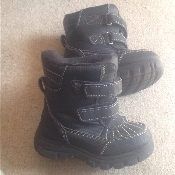 Children's Place Other - Boys Snow Boots Toddler 9 Children's Place
